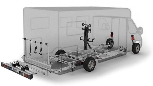 chassis camping car intégral