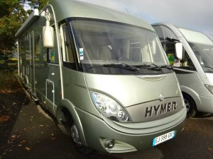 HYMER S 800 camping-car
