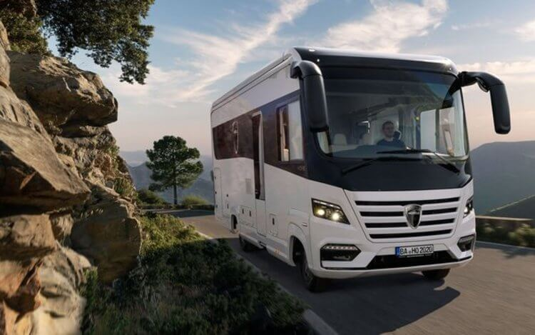 Top 5 des camping-cars de luxe 2020 disponibles en France